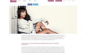 Interview Carolina Dijkhuizen voor AMI Magazine