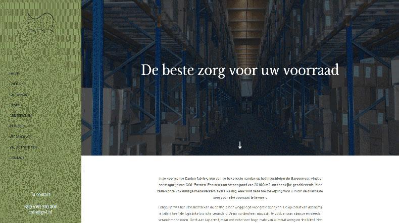 Nieuwe website GWL Emmen