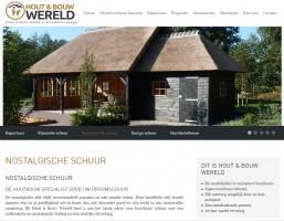 Websiteteksten Hout Bouw Wereld
